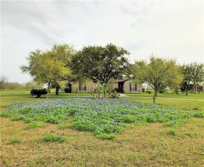 Robstown Single Family Home For Sale: 3657 County Road 52b