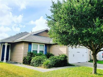 Corpus Christi Single Family Home For Sale: 2205 Encino Dr