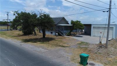 Aransas Pass Single Family Home For Sale: 1003 N Commercial