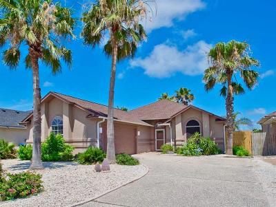 Corpus Christi Single Family Home For Sale: 15822 Cuttysark