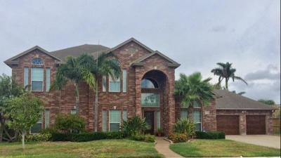 Corpus Christi TX Single Family Home For Sale: $399,900