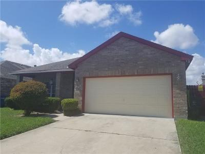 Corpus Christi TX Single Family Home For Sale: $225,000