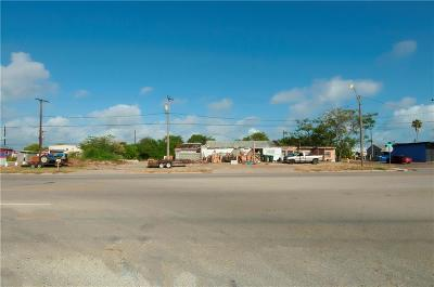 Corpus Christi Commercial For Sale: 402, 406, 410 Nas Dr