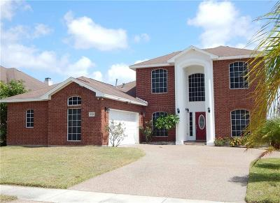 Corpus Christi TX Single Family Home For Sale: $269,900