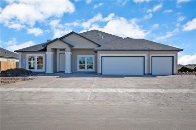 Corpus Christi Single Family Home For Sale: 2510 Atlantic View