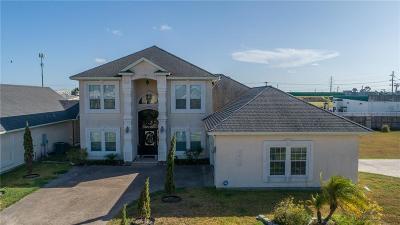 Corpus Christi Single Family Home For Sale: 6513 Ponil Creek Dr