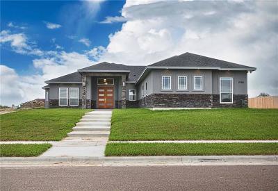 Corpus Christi Single Family Home For Sale: 2166 Rufus St