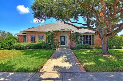 Corpus Christi Single Family Home For Sale: 7502 Bistineau Dr