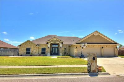 Corpus Christi Single Family Home For Sale: 2610 Annie Rae Way