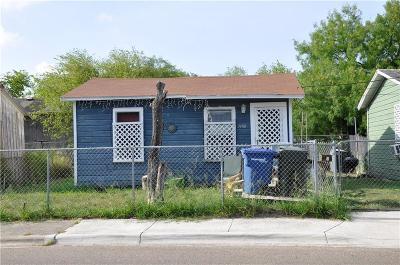 Corpus Christi Single Family Home For Sale: 3402 Lou St