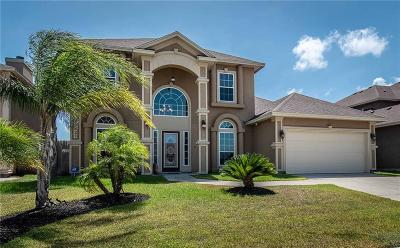 Corpus Christi Single Family Home For Sale: 5821 Montserrat