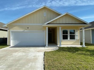 Aransas Pass Single Family Home For Sale: 1003 Topwater
