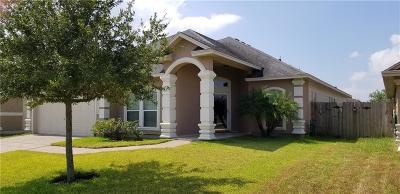 Corpus Christi Single Family Home For Sale: 6313 Maximus Drive