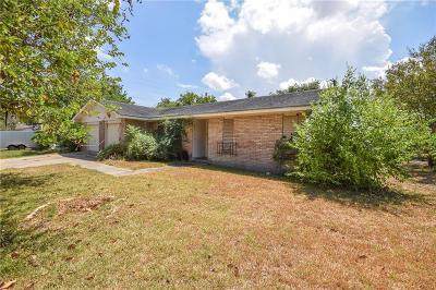 Corpus Christi Single Family Home For Sale: 11033 Birdwood