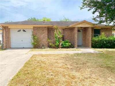 Corpus Christi Single Family Home For Sale: 5706 Palo Blanco St
