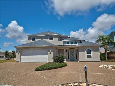 Aransas Pass Single Family Home For Sale: 650 S Bay St