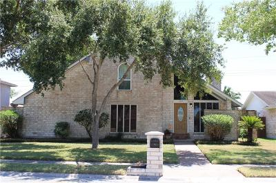 Corpus Christi Single Family Home For Sale: 5309 Fulwell Dr
