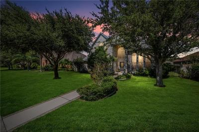 Corpus Christi Single Family Home For Sale: 5116 Oso Parkway