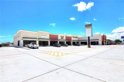 Corpus Christi Commercial For Sale: 7042 S Staples St #105