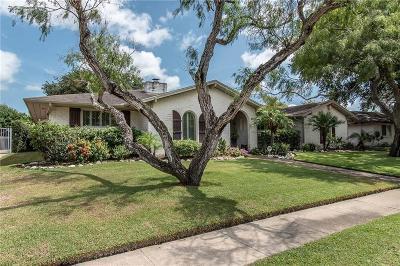Corpus Christi Single Family Home For Sale: 4818 Augusta Dr