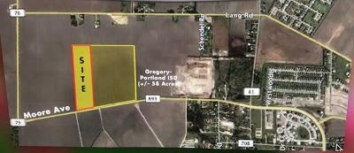 Portland Residential Lots & Land For Sale: 893 Fm 893 Aka Moore Ave