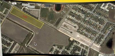 Corpus Christi Residential Lots & Land For Sale: 3241 Cimarron Blvd
