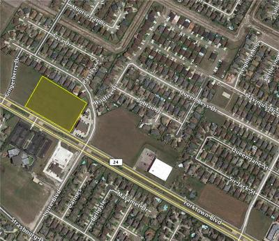 Corpus Christi Residential Lots & Land For Sale: 5902 Yorktown Blvd