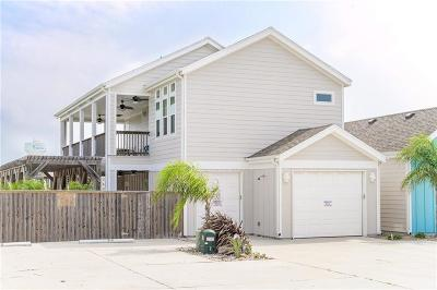 Port Aransas Condo/Townhouse For Sale: 2212 State Hwy 361 #313