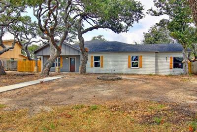 Aransas Pass Single Family Home For Sale: 1514 Kenwood Dr