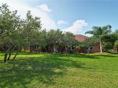 Corpus Christi Single Family Home For Sale: 9701 Compton