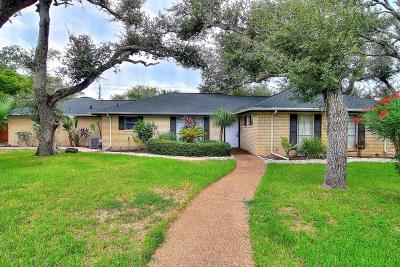 Rockport Single Family Home For Sale: 1406 Dana Dr
