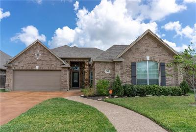 Corpus Christi Single Family Home For Sale: 7406 Stampede Dr