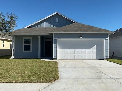 Aransas Pass Single Family Home For Sale: 1015 Topwater