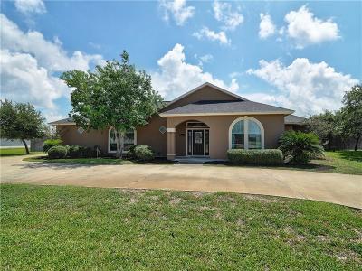 Corpus Christi Single Family Home For Sale: 3841 Casa Blanca Ct