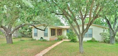 Kingsville Single Family Home For Sale: 816 W Alice Ave