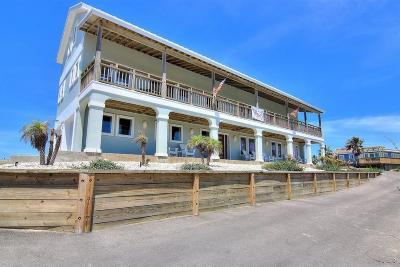 Port Aransas Single Family Home For Sale: 711 Sand Castle Dr
