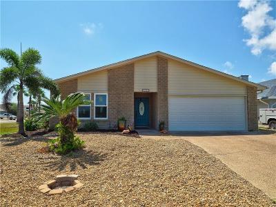 Corpus Christi Single Family Home For Sale: 13981 Blackbeard Dr