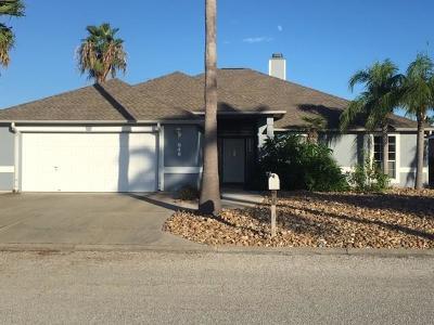 Aransas Pass Single Family Home For Sale: 949 Pompano Dr