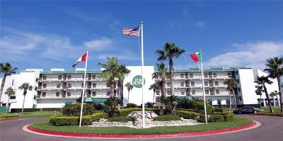 Port Aransas Condo/Townhouse For Sale: 6317 State Highway 361 #3123