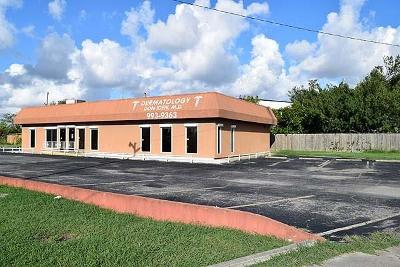 Commercial For Sale: 4521 S Staples St