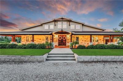 Rockport Single Family Home For Sale: 399 N Walker Road