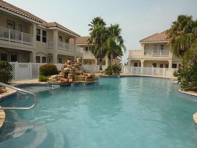 Corpus Christi Condo/Townhouse For Sale: 14813 Leeward Dr #602