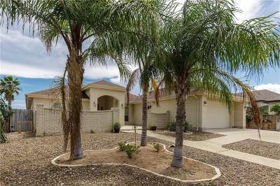 Corpus Christi Single Family Home For Sale: 15922 San Felipe Dr