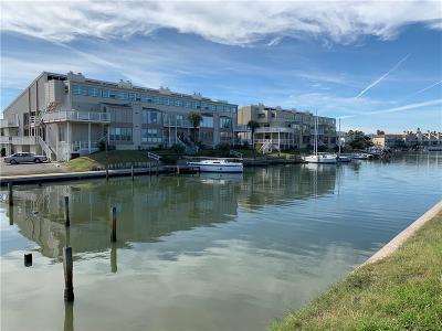 Corpus Christi Condo/Townhouse For Sale: 14300 S Padre Island Dr #97