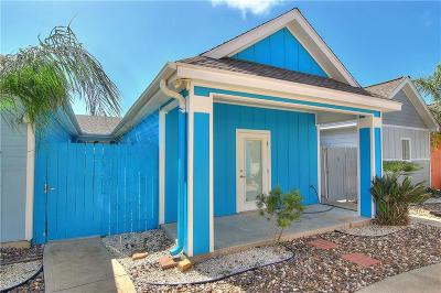 Port Aransas Condo/Townhouse For Sale: 2212 State Highway 361 #122