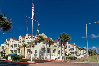 Corpus Christi Condo/Townhouse For Sale: 14721 Whitecap Blvd #322