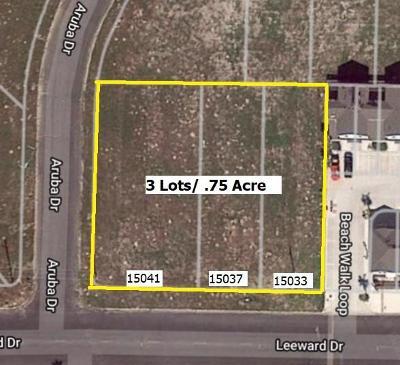 Corpus Christi Residential Lots & Land For Sale: 15041 Leeward Dr