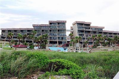 Port Aransas Condo/Townhouse For Sale: 7477 State Highway 361 #217