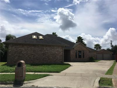 Corpus Christi TX Single Family Home For Sale: $244,000