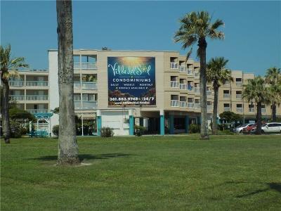Corpus Christi Condo/Townhouse For Sale: 3938 Surfside #2206